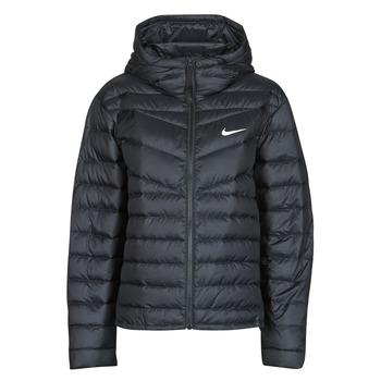 Vêtements Femme Doudounes Nike W NSW WR LT WT DWN JKT Noir