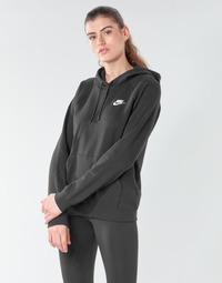 Kleidung Damen Sweatshirts Nike W NSW ESSNTL HOODIE PO FLC