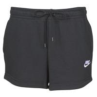 Kleidung Damen Shorts / Bermudas Nike W NSW ESSNTL SHORT FT