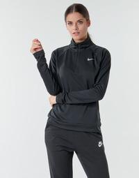 Vêtements Femme T-shirts manches longues Nike W NK PACER HZ