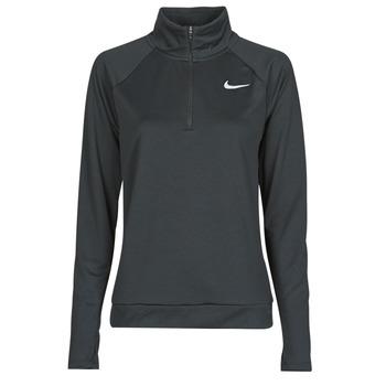 Abbigliamento Donna T-shirts a maniche lunghe Nike W NK PACER HZ