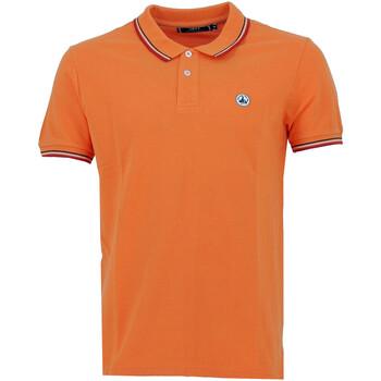 Vêtements Homme Polos manches courtes JOTT Polo  PALAVAS Orange