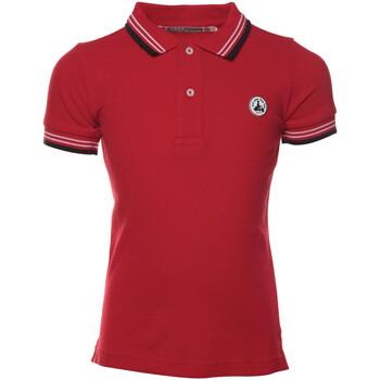 Vêtements Fille Polos manches courtes JOTT Polo  BREST Rouge