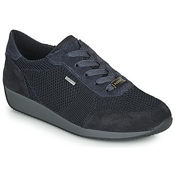 Chaussures Femme Baskets basses Ara LISSABON-FUSI4-GOR Noir