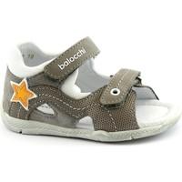 Chaussures Enfant Sandales et Nu-pieds Balocchi BAL-E20-102156-TO-b Grigio