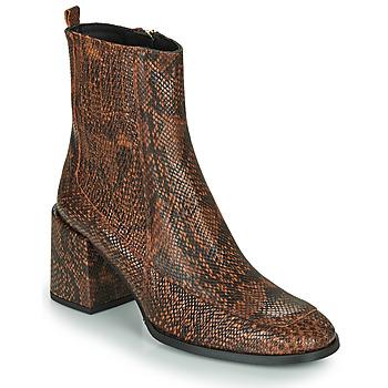 Schuhe Damen Low Boots Fericelli NAKE