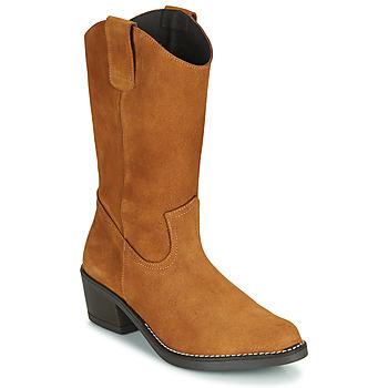 Chaussures Femme Bottes ville Casual Attitude NESCARGO