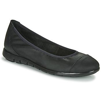 Chaussures Femme Ballerines / babies Casual Attitude NOURMI Noir