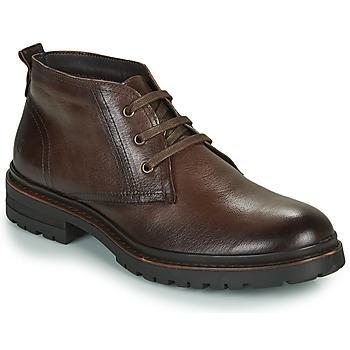 Schuhe Herren Boots Casual Attitude NENDAME Braun,