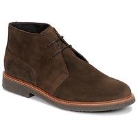 Schuhe Herren Boots Casual Attitude NETOINE Braun,