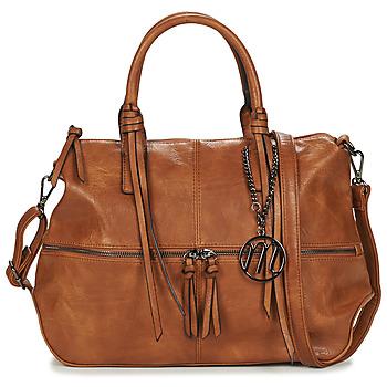 Taschen Damen Umhängetaschen Moony Mood NIMO Kamel