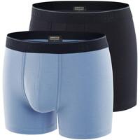 Sous-vêtements Homme Boxers Impetus Pack de 2 boxers Moore bleu Bleu