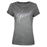 Vêtements Femme T-shirts manches courtes Guess SS CN IVONNE TEE