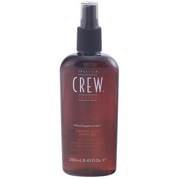 Beauté Homme Soins & Après-shampooing American Crew Medium Hold Spray Gel  250 ml