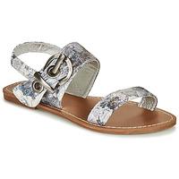 Chaussures Femme Sandales et Nu-pieds Les Petites Bombes PERVENCHE