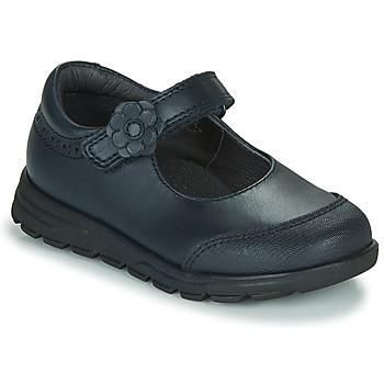 Chaussures Fille Ballerines / babies Pablosky 334020 Bleu