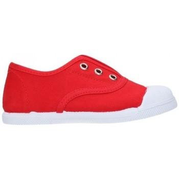 Chaussures Garçon Baskets basses Batilas 87701 Niño Rojo rouge