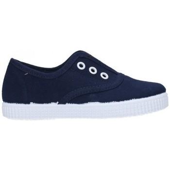 Chaussures Garçon Baskets basses Batilas 57701 Niño Azul marino bleu