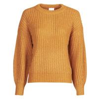 Kleidung Damen Pullover Vila VISUBA Orange