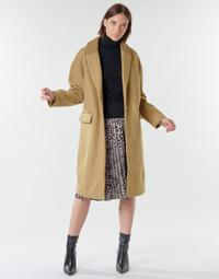 Kleidung Damen Mäntel Vila VICALLEE Kamel