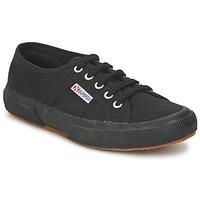 Schuhe Sneaker Low Superga 2750 COTU CLASSIC Schwarz