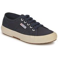 Schuhe Sneaker Low Superga 2750 CLASSIC Marine