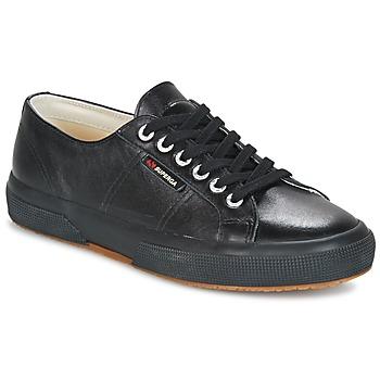 Schuhe Sneaker Low Superga 2750 FGLU Schwarz