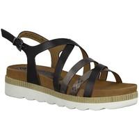 Chaussures Femme Sandales et Nu-pieds Marco Tozzi 2-28412-24 Noir