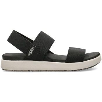 Chaussures Femme Sandales et Nu-pieds Keen Elle Backstrap Noir,Gris