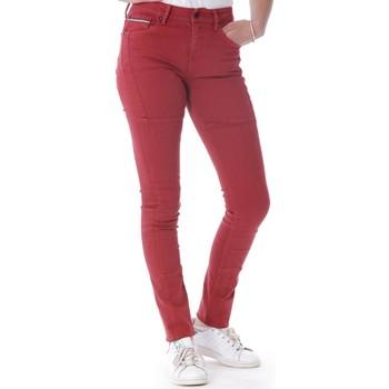 Vêtements Femme Jeans slim Shilton Jean coupe slim ICON Rouge