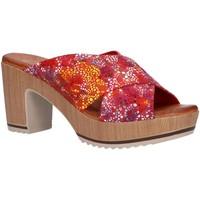Chaussures Femme Mules Valeria's 6235003 Rojo