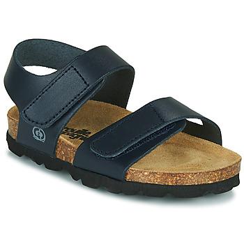 Schuhe Jungen Sandalen / Sandaletten Citrouille et Compagnie BELLI JOE Blau