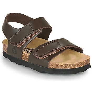 Schuhe Jungen Sandalen / Sandaletten Citrouille et Compagnie BELLI JOE Braun,