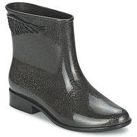 Chaussures Femme Boots Mel GOJI BERRY II Noir / Paillettes