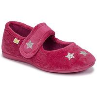 Chaussures Fille Chaussons Citrouille et Compagnie LANINOU