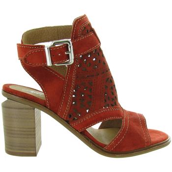 Chaussures Femme Sandales et Nu-pieds Alpe 4620 Orange