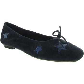 Chaussures Femme Ballerines / babies Reqin's HAPPY Bleu