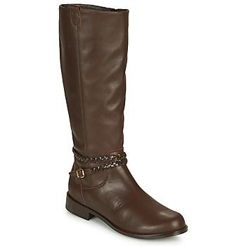 Chaussures Femme Bottes ville So Size AURELIO