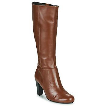 Schuhe Damen Klassische Stiefel So Size ARDEIN Braun,