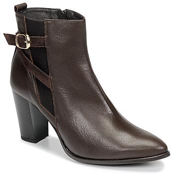 Chaussures Femme Bottines So Size AURELIO