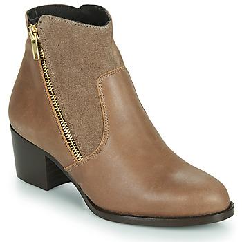 Schuhe Damen Low Boots So Size FELICIO