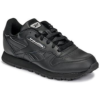 Schuhe Kinder Sneaker Low Reebok Classic CLASSIC LEATHER