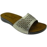 Chaussures Femme Mules Riposella RIP5793pla grigio