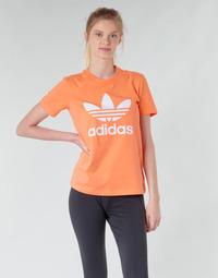 Kleidung Damen Sweatshirts adidas Originals TREFOIL TEE