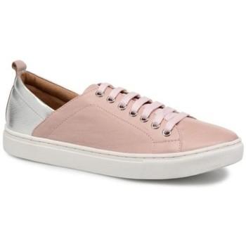 Chaussures Femme Baskets basses Karston basket ville tafy rose