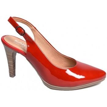 Chaussures Femme Escarpins Karston Escarpin myax rouge