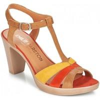 Chaussures Femme Sandales et Nu-pieds Karston sandale Ruidgi orange