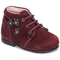 Chaussures Fille Boots Citrouille et Compagnie NONUP