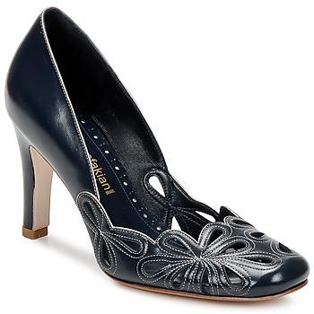 Schuhe Damen Pumps Sarah Chofakian BELLE EPOQUE Silbern