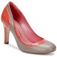 Schuhe Damen Pumps Sarah Chofakian LAUTREC Lachs